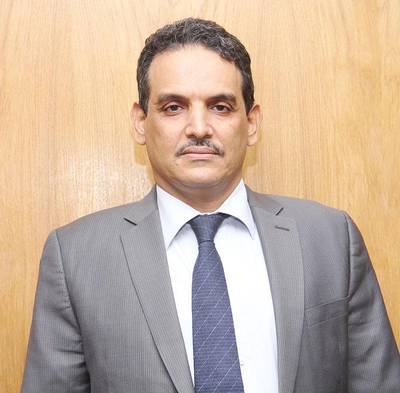 Le Gouverneur de la BCM M.Aziz Ould DAHI